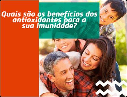 Quais são os benefícios dos antioxidantes para a sua imunidade?