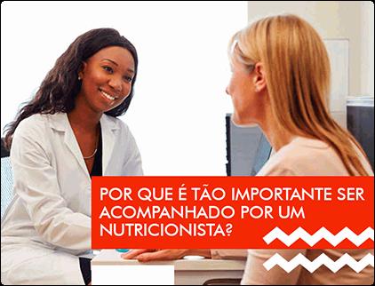 Por que é tão importante ser acompanhado por um nutricionista?