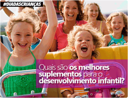 Suplementos são importantes para o desenvolvimento infantil?
