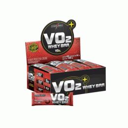 Vo2 Slim Protein Bar (24 unid) - Morango