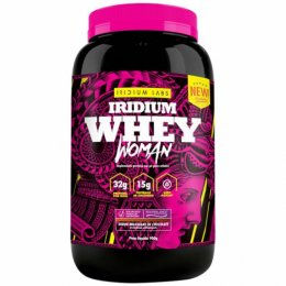 Iridium Whey Concentrado Woman (900g)