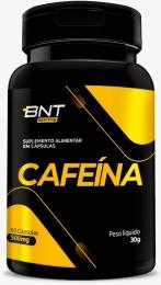 Cafeína 500mg 60 caps Bionutrir