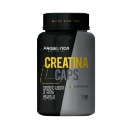Creatina Caps 180 Caps - Probiótica CREATINA CAPS 180 Caps