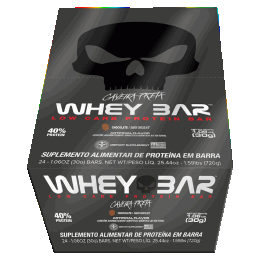 Display Whey Bar Low Carb (24 unidades - 30g)