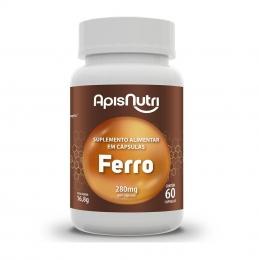 FERRO 280MG - (60 CAPS)