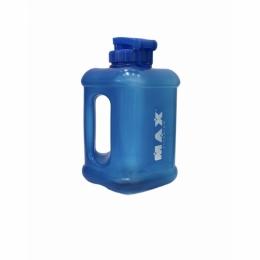 GALÃO QUADRADO (1,6L) - Azul - Max Titanium