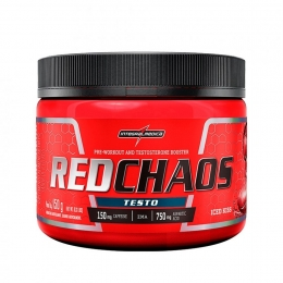 Red Chaos Testo (150g) - Ice Kidss