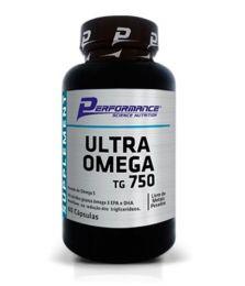 Ultra Ômega TG 750 com Rápida Absorção (60 caps)