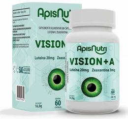 Vision + A Luteína 20mg - Zeaxantina 3mg (60 caps)
